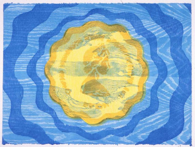 Pacific Artifact, Rodney Fumpston (b.1947), 1996