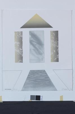 Extensions - Folly, Rodney Fumpston (b.1947), 1983-1985, 2008.1021