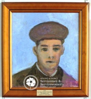Portrait of Edgar Reuben Robards ; Anne Marie Ingham; PA2014-45