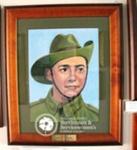 Portrait of George Roy McKenzie ; Anne Marie Ingham; PA2012-48