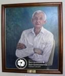 Portrait of Gordon Douglas Dover ; Anne Marie Ingham; PA2007-28