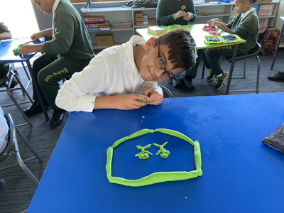 St Patrick's Panmure, Year 7 and 8 - The Green Children ; The Green Children