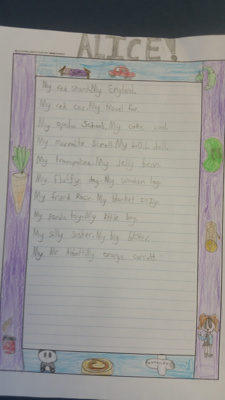 Ōpoho School, Year 3 and 4 - Superpower Poetry Fun ; Superpower Poetry Fun
