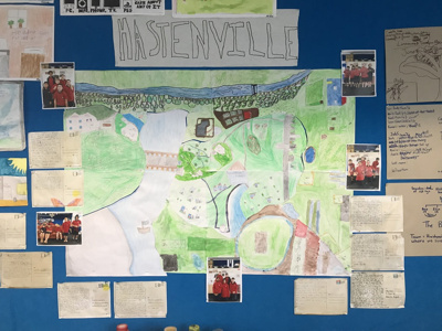 Balmoral School, Year 7 and 8 - The Green Children; The Green Children