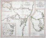 Chart of New South Wales and Van Diemen's Land; Jehoshaphat Aspin; 1821; SF000045