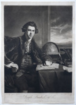 Portrait of Sir Joseph Banks as a young man; Joshua Reynolds; 1774; SF000764