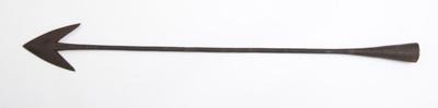 Whale harpoon irons ; William Scorrar; c 1830s; SF001077