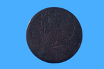 Engraved Cartwheel Penny; William Bailey; 1835; SF000042