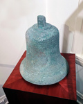 Bronze bell from the Dutch ship DELTA; c1839