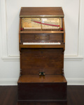 Bechstein ship's piano; Carl Bechstein; Post-1850s