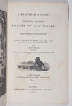Narrative of a Survey of the Intertropical and Western Coasts of Australia.; Phillip Parker King; 1826; SF000897