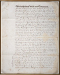 Attested copy of Thomas Jamison's last Will and Testament; Thomas Jamison; 1811; SF000102