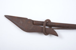 Toggle Head Whaling Harpoon; Lewis Temple; c 1800; SF001091