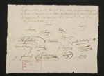 Original manuscript from the voyage of Uranie; Louise Claude de Saulces de Freycinet; 1818; SF000670