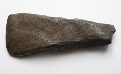 Stone adze from the BOUNTY; SF001084