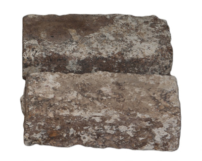 House bricks from the wreck of the BATAVIA; c1629; SF001035