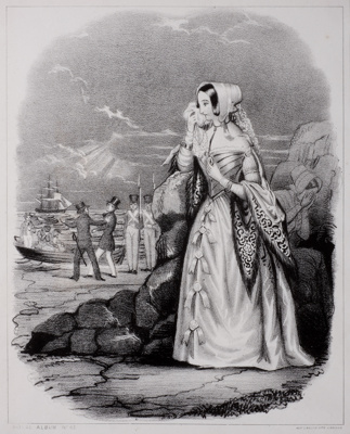 The Transport; With All Thy Faults I Love Thee Still; Alfred Carlisle; c 1800; SF000851