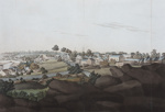 View of Sydney from the West Side of the Cove, number 2; John Eyre; 1810-1811; SF000727