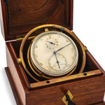 Louis Berthoud Chronometer No 35 made for Baudin's exploration of Australia ; Louis Berthoud; 1798; SF001427