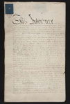 Indenture – William Bligh; William Bligh; 1838; SF000138