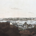 View of Sydney from the West Side of the Cove, number 1; John Eyre; 1810-1811; SF000726