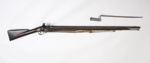British Ketland India pattern brown bess flintlock musket ; Thomas Ketland & Co; c 1800; SF001075