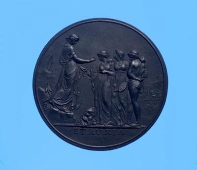 Sydney Cove Medallion – Wedgewood; Josiah Wedgwood; 1789; SF001116