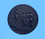 Sydney Cove Medallion – Wedgewood; Josiah Wedgwood; 1789; SF001116