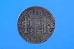 Spanish Silver Dollar, 1774; 1774; SF000853