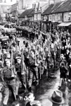 Photograph of V.E Parade in Pickering 1945; 77921