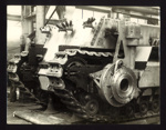 21 Photos of the Churchill Toad, Flail Tank, WW2; 78187