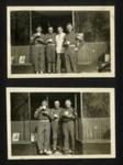 2X Photos of J.B McFeat (Sgt) at North Camp (Farnborough) 1954 ; 76924