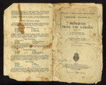 """Booklet - """"Growmore"""" bulletin no: 3 - """"Preserves from the garden"""" - Ministry of Agriculture & Fisheries - H.M.S.O. 1941; 1/01/1941; 5286"""