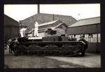 4x Photographs of A1 Cruiser (Heavy) Development + Gun; 78186