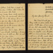 Letters (3) - written by a P.O.W. who stayed at Eden Camp - Karl Richter and Wilhelm Pape; 43608