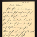 Fieldpost postcard from Franz Glanz to family Leopold Glanz 11/03/1943. concerned about family Allied bombing Munich 09/03/1943. in German with English translation. Franz Glanz a POW at Eden Camp; 71515
