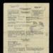 Certificate of discharge - Helmut Mildner - ex Eden Camp German P.O.W. No. 1 PW Transit Camp Munster-Lager; 29435