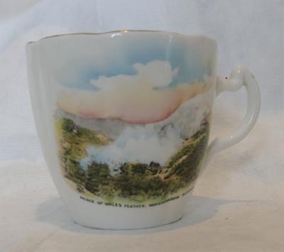 Mustache Cup ; O2019.49