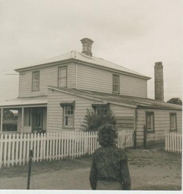 Bell House c1970.; McCaw, John; c1970; 2018.063.72