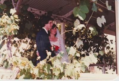 Bell House Wedding.; 1986; 2018.049.03