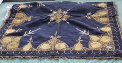 Table, Cover; Unknown; 1870-1890; T2016.1033