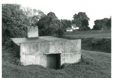 An emergency radio station; La Roche, Alan; 1990; 2017.021.80