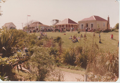 Family fun day at Howick Historical Village; 1/10/1983; 2019.135.02