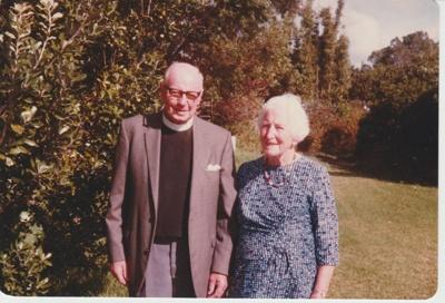 Archdeacon and Mrs Bull; Hattaway, Robert; 1978; 2018.315.01