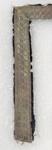 Gold braid from military uniform; O2018.44
