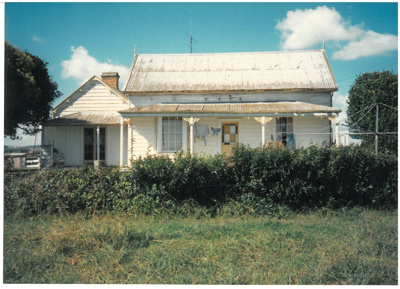 Willowbank Cottage; Hattaway, Robert; 1958; 2017.150.32