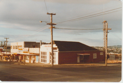 Howick Fire Station; 1977; 2017.552.04