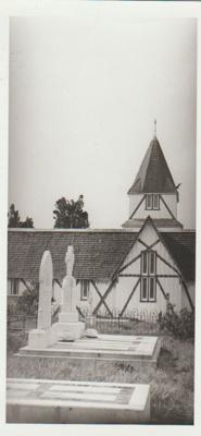 All Saints Church, 1918; Richardson, James D; 17/09/1919; 2018.181.11