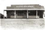 Hughes Building, Picton St, Howick.; C 1920; 11062
