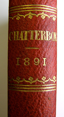 Chatterbox, 1891 Edited by J. Erskine Clarke, M. A...